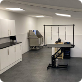 Orchard Dog Grooming Salon Equipment Bishops Cleeve Cheltenham Square Rounded